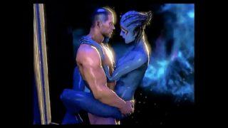 Mass Effect – Samara And Shepard Romance – Compilation
