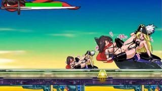 Scrider Asuka – hentai action game stage 3