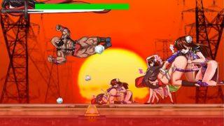 Scrider Asuka – hentai action game stage 5