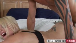 Dirty pet (Jesse Jane) gets face fucked and pounded – Digital Playground