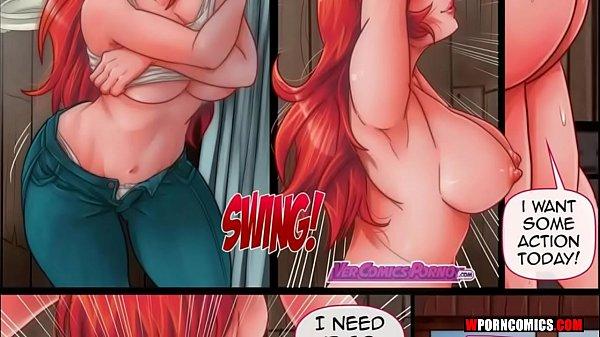 Comic porn ХХХ мультяшек